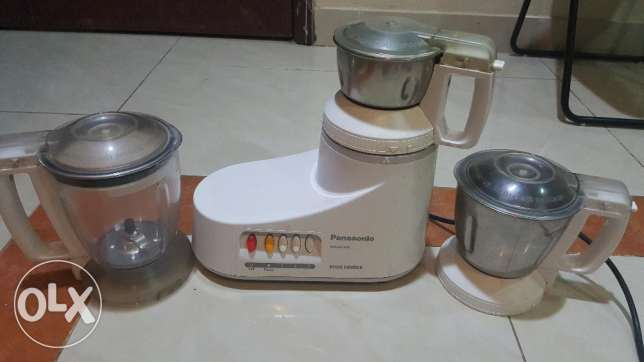 Panasonic mixer grinder for sale