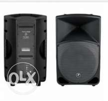 Thump th-15 powered speaker 400w active speaker