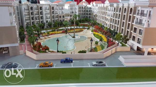 studio - one and 2bedroom apartments in al barsha pay 1% monthly