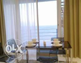Modern brand new 3 bedroom furnished apartment in Salmiya, KD 950.