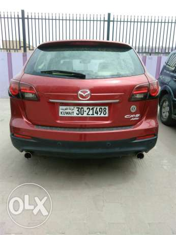 CX9 2013. Company sevice. Full option.