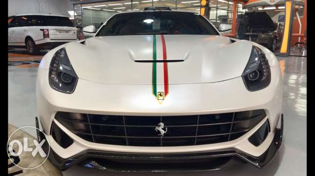 Ferrari F12 with(DMC body kit) 2013 السالمية -  2