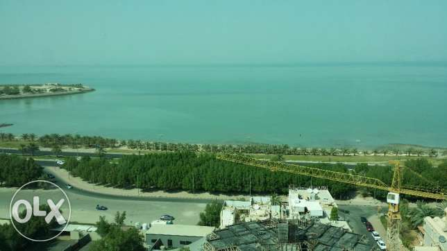 Apartment with balcony and sea view for KD 900