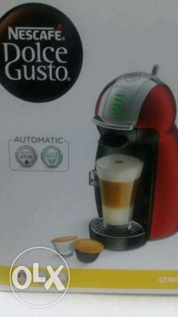 Nestle coffee maker in a very good condition