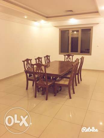 very big fully villa in quite area in mangaf المنقف -  1