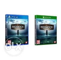 Bioshock Remastred version for Xbox one and Ps4