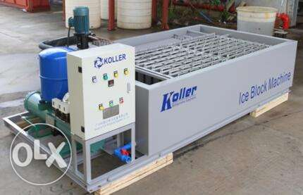 2 tons block ice machine