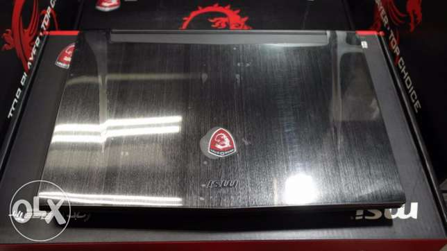 MSI gt72 Dominator pro 17 3'' Core i7 NVIDIA Gaming Lap