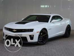 Chevrolet CAMARO 2015 White For Sale