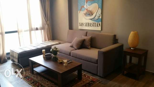 Bneid Al Gar fabulous fully furnished flat 1 bedroom