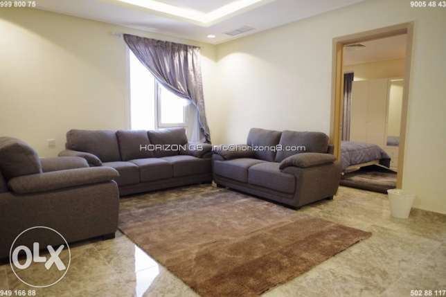 For Westerners 1 Bdr furnished apt in Fintas