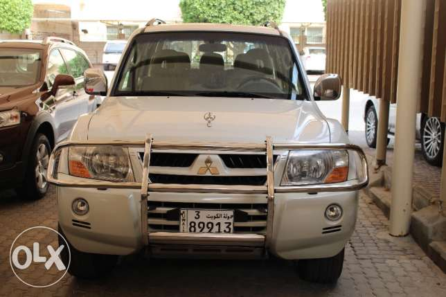Immaculate Top of the range Pajero 2006