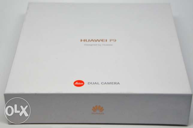huawei p9 brand new sealed pack for sale
