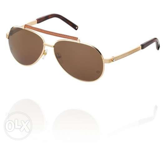 Genuine Mont Blanc sunglass