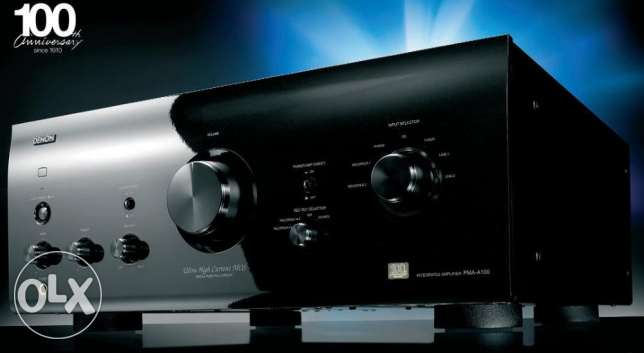 DENON Anniversary Edition Stereo Amplifier & SACD player for sale