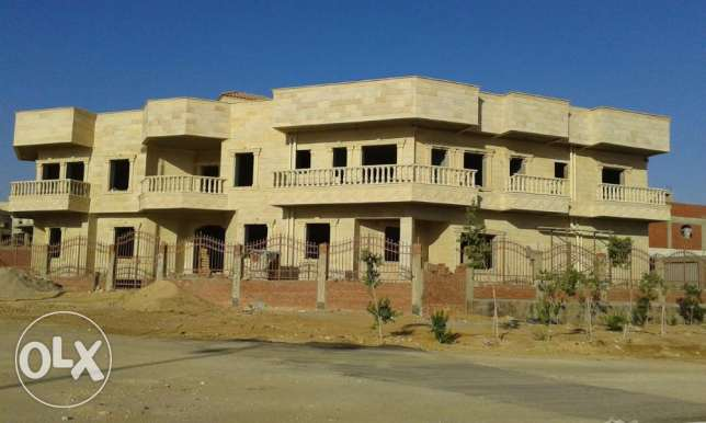 Nice Villa In Sherouq City- Egypt for sale