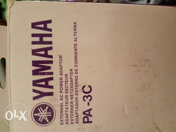Yamaha charger for keyboard 700+ 300