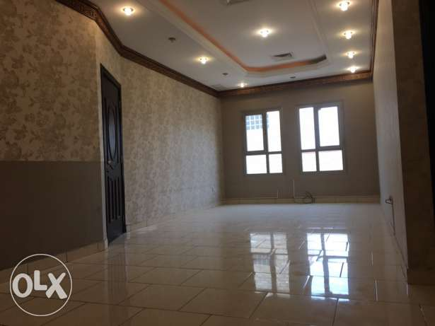 very big 3 bedrooms apartment in Mangaf close to sea side