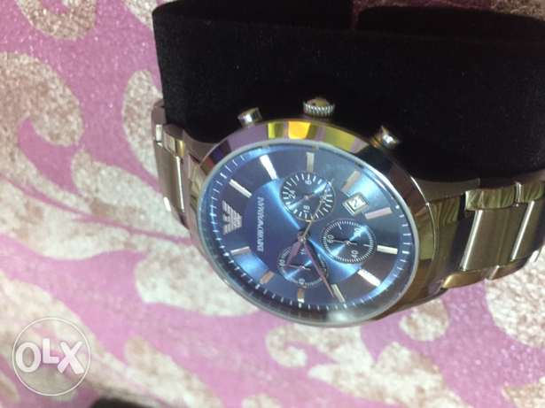 new watch armany