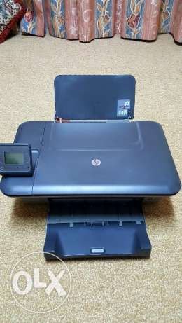 HP DESKJET all-in -one WIRELESS printer