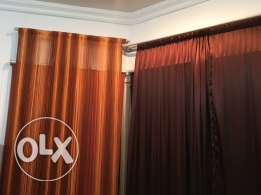 roller blind curtains