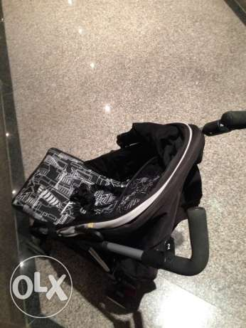 Almost NEW Mothercare baby stroller السالمية -  6