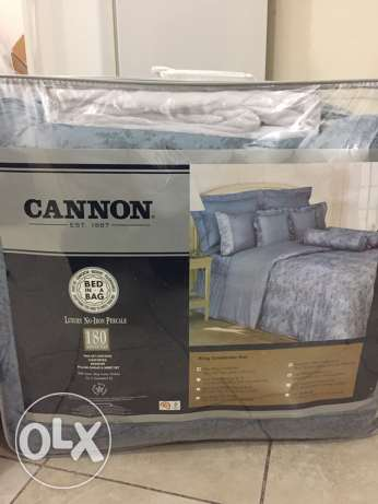 CANNON bed set for sell new