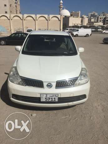Nissan Tiida Hatch back1.6 for sale