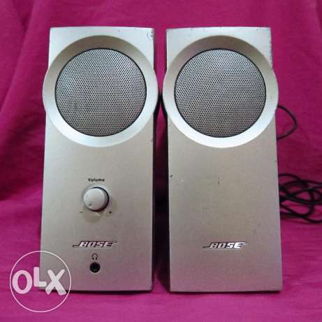 Bose Companion 2 Series 1 Multimedia Speakers - Perfect Working