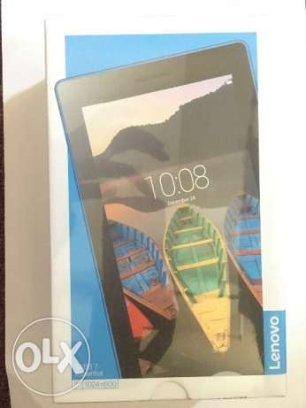 New lenovo tab3 for an amazing price