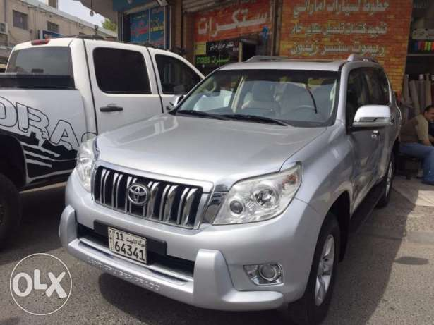 Toyota Prado 2013 TXL-2 for SALE 7200kd