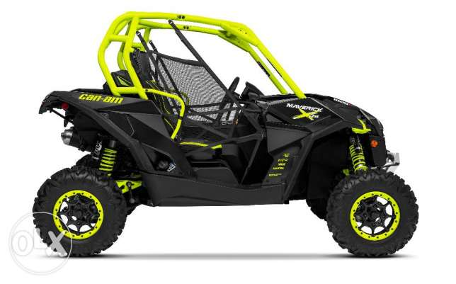 Maverick X ds Turbo الري -  4