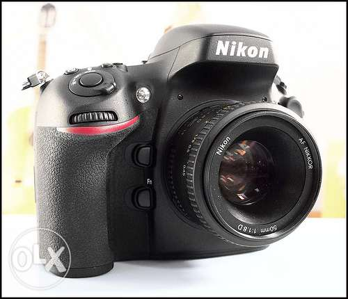 1.5 Years old – Personaly used Nikon D800e – KD.550/-