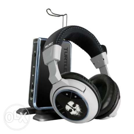Turtle Beach Phantom Headset Limited Edition(Wireless Xbox one or ps4)