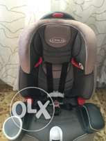 Almost like new for age 2to 9 years car seat