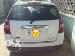 chevrolet captiva lt 4 celnder for sale or exchange perfect condition