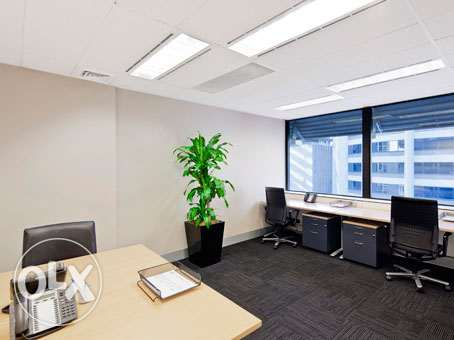 Kuwait Premium Office Spaces