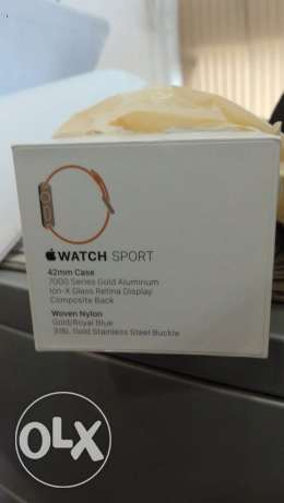 I watch series one 42mm for sale