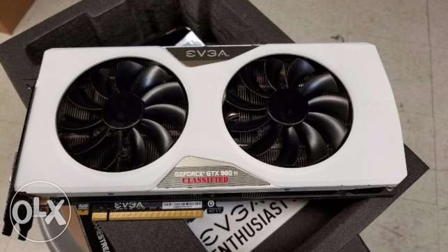 EVGA GeForce GTX 980 Ti Classified