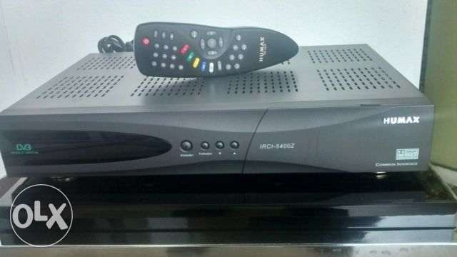 Humax IRCI-5400Z Satellite TV Receiver