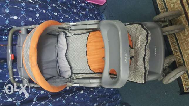 Stroller and car seat ميدان حولي -  1