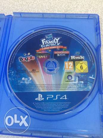 ps4 game.FAMILY fun pack