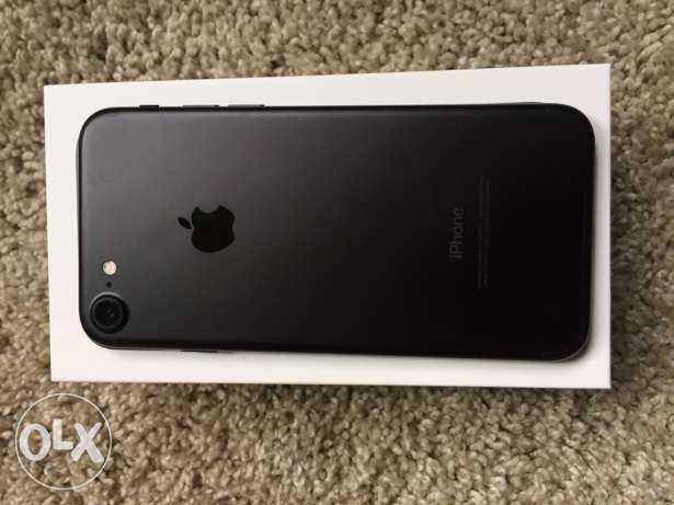 iPhone 7 black 128GB new-230kd