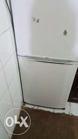 LG Refrigerator For Sale in 35 KD Negotiable