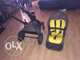 Cre Bugaboo Cameleon3 by Diesel Special Edition Stroller