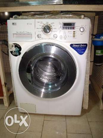 LG full automatic Washing Machine