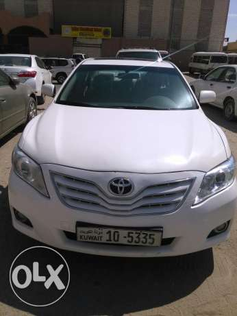 toyota camry 2010 full option glx for sale