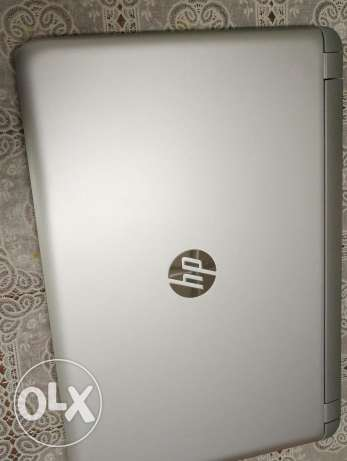 Hp Pavilion Core i5-5th Gen. Silver Color