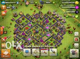 Clash of clan level 99