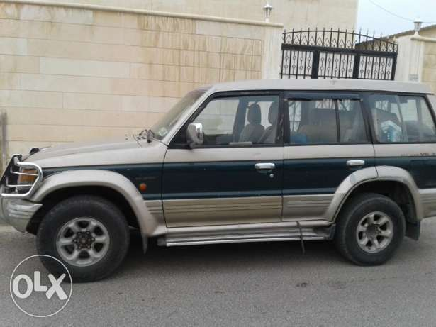For sale pajero